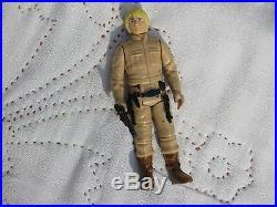 1977-1980 Vintage Star Wars 24 Action Figures Case Complete Original Weapons