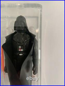 1977 Star Wars Kenner First 12 Vintage Darth Vader Taiwan COO! AFA 80+ NM Figure