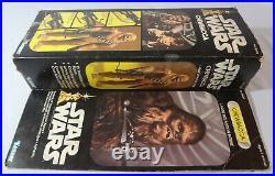 1977 Star Wars Vintage 12 15 CHEWBACCA Original Large Action Figure L@@K