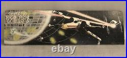1977 Vintage Star Wars Figure MAIL-AWAY Display Stand Kenner with Mailer Box