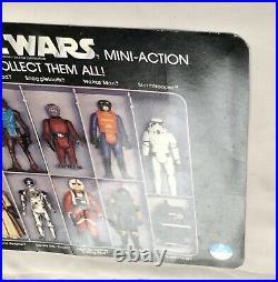 1978 BOBA FETT PROTOTYPE Vintage Star Wars Vinyl Action Figure Carrying Case