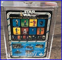 1978 Kenner Vintage Star Wars 20 Back-A C-3PO Action Figure AFA 80+