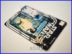 1978 Star Wars Princess Leia Organa Vintage Kenner Figure Unpunched 20A, MOC