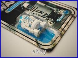 1978 Star Wars R2-D2 Vintage Kenner Action Figure MOC Sealed, 12 Back B