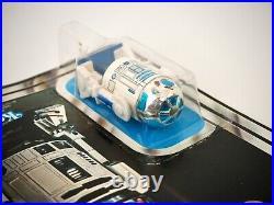 1978 Star Wars R2-D2 Vintage Kenner Action Figure MOC Sealed, 12 Back C