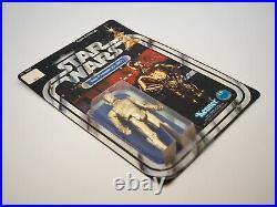 1978 Star Wars See Threepio C-3PO Vintage Kenner Action Figure 12 Back B, MOC