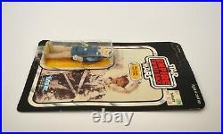 1980 Star Wars ESB Han Solo Hoth Outfit Vintage Kenner Action Figure 31 Back MOC