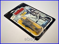 1980 Star Wars ESB IG-88 Vintage Kenner Action Figure MOC AFA-Worthy, 32A Card