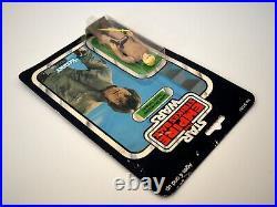 1980 Star Wars ESB Luke Skywalker Bespin Fatigues Vintage Kenner Figure MOC 32B