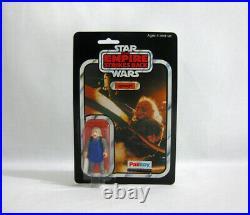 1980 Vintage Star Wars Ugnaught Palitoy Esb Figure + 41 Bk V125
