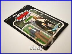 1981 Star Wars ESB Han Solo Bespin Outfit Vintage Kenner Action Figure MOC, 41 D