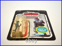 1981 Star Wars ESB Snowtrooper Kenner Vintage Figure 45A MOC, Hoth Stormtrooper