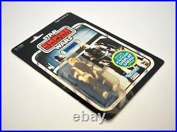1982 Star Wars ESB Dengar Vintage Kenner Action Figure 45 MOC, Sealed AFA-Worthy