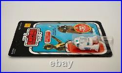 1982 Star Wars R2-D2 Sensorscope Vintage Kenner Action Figure MOC Sealed 47 Back
