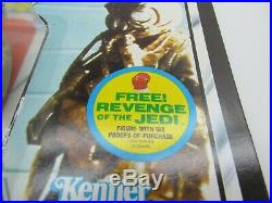 1982 Vintage Kenner Star Wars ESB 48 Back-C 4-LOM Action Figure New Sealed