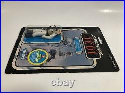 1983 Vintage Kenner Star Wars Return Of Jedi Hoth Luke Skywalker 3 3/4 Figure