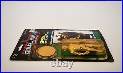 1984 Star Wars POTF C-3PO Removable Limbs Vintage Kenner Action Figure MOC