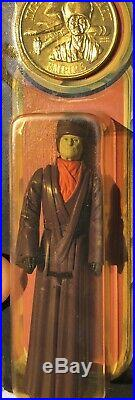 1984 Vintage Star Wars POTF LAST 17 Imperial Dignitary Action Figure SEALED MOC