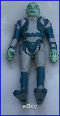 1985 Vintage Star Wars Driods Tig Fromm Action Figure Original Complete Loose