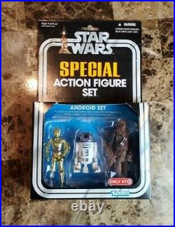 Android Set Special Action Figure STAR WARS Vintage Collection MOC
