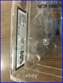 Boba Fett Sealed Baggie GRADED UKG 80 STAR WARS FIGURE VINTAGE