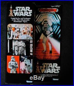 Boba Fett Star Wars Vintage Kenner Retro 12 1/6th Scale Figures Sealed Box 2004