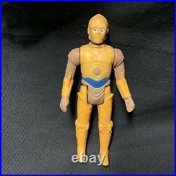 C3PO Droids Star Wars Cartoon Rare Kenner 1985 Action Figure Original Vintage