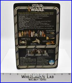 C-3PO 12 Back UNPUNCHED Sealed MOSC Star Wars 1977 Vintage Kenner Action Figure