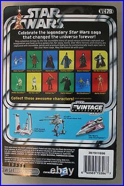 Darth Sidious Vc79 Action Figure Star Wars Vintage Collection Phantom Menace