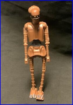 EV-9D9 POTF Final 17 Star Wars Kenner Vintage Rare Action Figure 1985