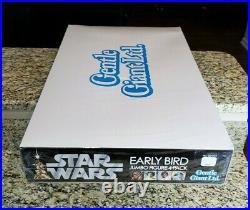 Early Bird Jumbo Figure 4 Pack Exclusive STAR WARS Gentle Giant Vintage Retro