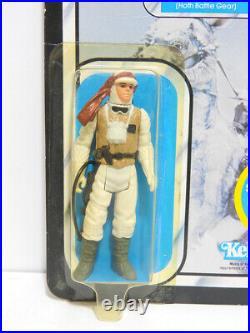 Esb Luke Hoth 45 Back Figure Moc Vintage Star Wars Kenner 1977 1980