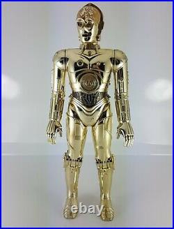 Figurines Figures Star Wars Lot Vintage Gmfg Ben Luke Vader Han C3po Custom 1978