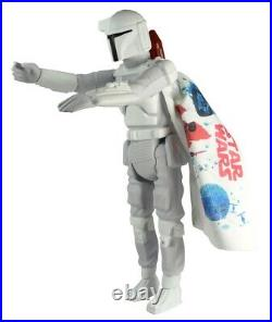 Gentle Giant Jumbo Vintage Star Wars Boba Fett Prototype Holiday Gift figure