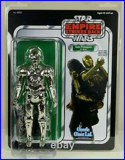 Gentle Giant Jumbo Vintage Star Wars C-3PO Removable Limbs action figure Kenner