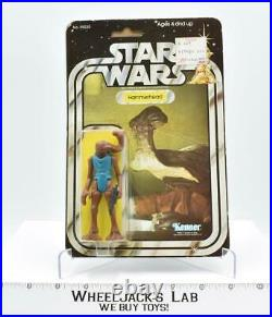 Hammerhead SEALED 21 Back Star Wars 1979 Vintage Hasbro Action Figure