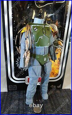 Hot Toys MMS571 BOBA FETT Star Wars 40th vintage 1/6 action figure's body only