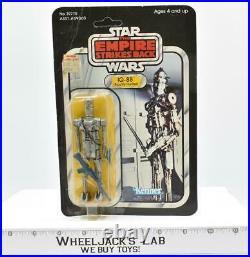 IG-88 41 Back MOSC Sealed Star Wars ESB 1980 Kenner Action Figure Vintage