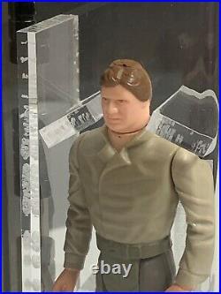 Kenner Vintage 1984 Star Wars figure POTF Han Solo (Carbonite) AFA 85 last 17