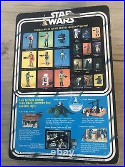 Kenner Vintage Star Wars MOC 1978 21 Back Hammerhead action figure ANH Cantina