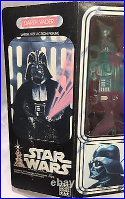 Large Size Darth Vader Deny Fisher Star Wars vintage Kenner 12 15 figure toy