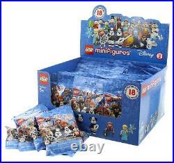 Lego Disney Minifigures Mystery Pack Series 2 Individual Figurines 71024
