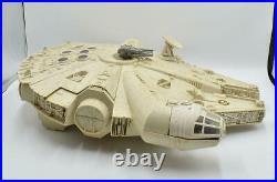 Millennium Falcon Star Wars Vintage Kenner 1979 Action Figure Vehicle