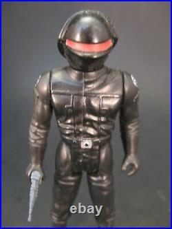 NICE Imperial Gunner with REPRO GUN vintage Kenner Star Wars figure 1985 LAST 17