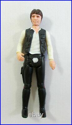 NM 9 of 1st 12 1977 Vintage Kenner Star Wars Figure Lot DARTH VADER OBI WAN R2D2