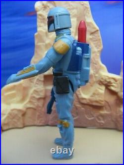 N-MINT+ COMPLETE Boba Fett Kenner Star Wars figure first 21 vintage 1979 TAIWAN