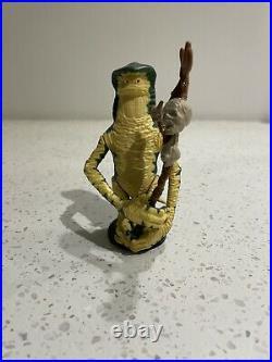 Original Vintage Star Wars Amanaman Figure Last 17 From 1985