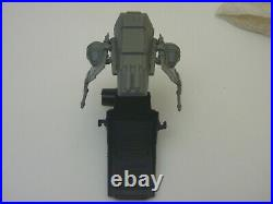 POTF 1985 IMPERIAL SNIPER Vintage STAR WARS Action Figure MINI RIG Vehicle Rare
