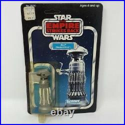 RARE 32 Back FX-7 Figure ESB Kenner Vintage Star Wars 1980 Unpunched