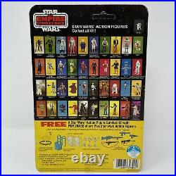 RARE 41 Back Dengar Figure ESB Kenner Vintage Star Wars 1980 Unpunched